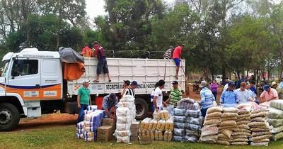 Ollas populares fueron sustentadas con más de 560.000 kilos de alimentos