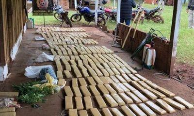 Hallan campamento de narcotraficantes en Colonia Potrero Sur