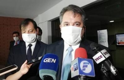 HOY / Caso tapabocas de la DINAC: Tribunal anula resolución del juez sobre arresto domiciliario de Melgarejo