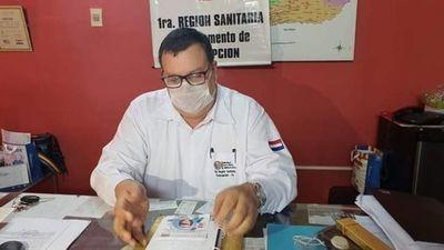 Médico que atendió en Concepción dio positivo al COVID-19