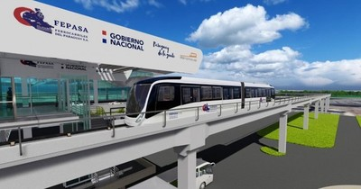 Tren de cercanía serviría para la reactivación económica