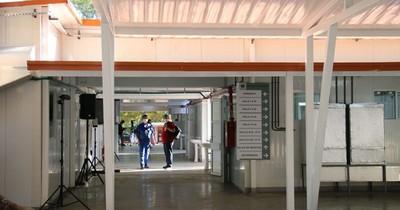 """Luego de 30 años el hospital de Itauguá refaccionó su morgue, """"por si acaso"""""""