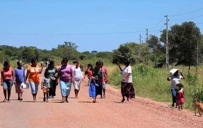 """En Paraguay no solo hay racismo, sino plan de """"etnocidio silencioso"""", según dirigente indígena"""