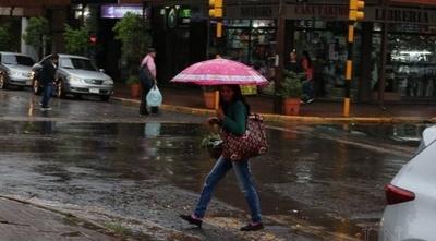 HOY / Clima fresco, con lluvias y tormentas