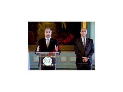 Los legisladores hicieron también  el vacío a Marito  y no acudieron al Palacio