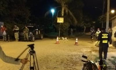 HOY / Albañil contagiado por militar tuvo contacto con 130 personas en Villeta