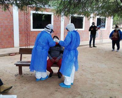 ACTUALIZACIÓN: Más de 70 personas están en albergues aguardando resultados de test por COVID-19