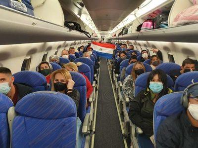 5.300 paraguayos ya retornaron al país