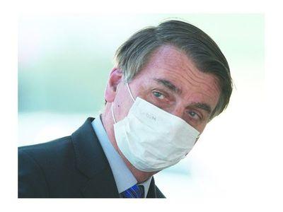 """Bolsonaro: la muerte """"es el destino de todo el mundo"""""""
