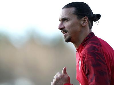 Recuperación de Ibrahimovic avanza bien, informa el Milan