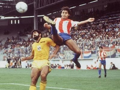 Paraguay volvía a un Mundial, tras 28 años