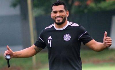 Miguel Samudio confirma que ya no forma parte de Olimpia