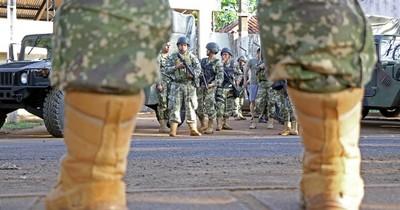 Imputan a militar con COVID-19 y ordenan su detención