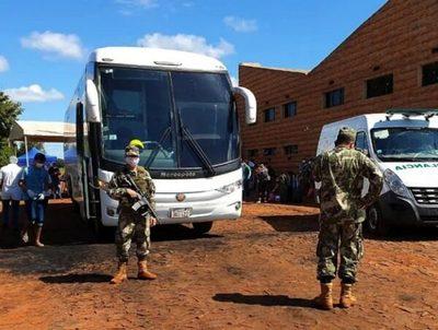Militar que generó contagios está imputado y todavía no se presenta