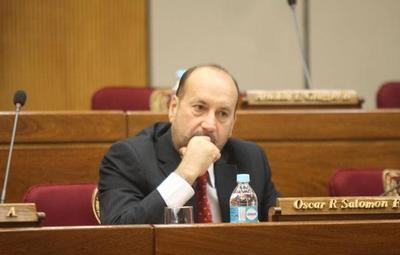Óscar Salomón fue electo como nuevo presidente del Congreso Nacional
