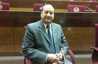 Cachito presidente: El legislador de Colorado Añetete fue electo como titular del Senado