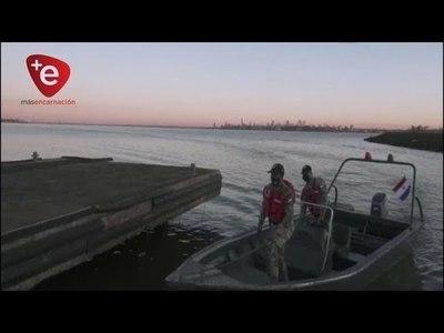 SOLO SE PERMITE PESCA DE SUBSISTENCIA Y EN AGUAS INTERNAS, NO EN LOS RIOS