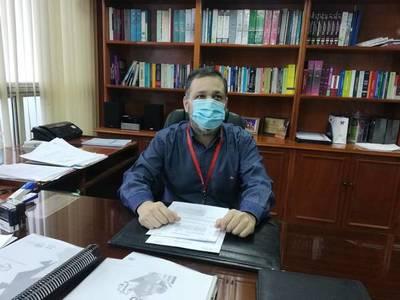Confirman segundo caso positivo de COVID-19 en el Poder Judicial de Asunción – Prensa 5