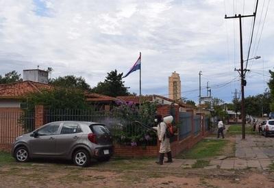 Suben a 25 los casos de coronavirus en San Roque González: 'Le perdimos el respeto al virus'