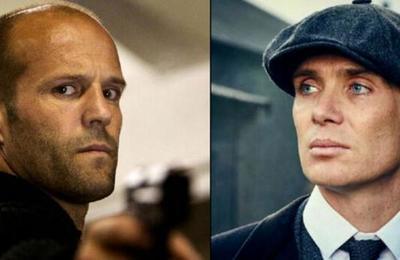 Jason Statham iba a protagonizar 'Peaky Blinders' pero un mensaje de Cillian Murphy lo dejó sin el papel