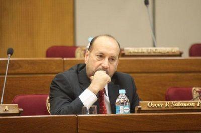 Óscar Salomón es electo como nuevo titular del Congreso