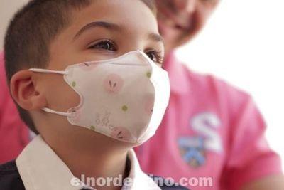 Esta es la forma correcta de utilizar el tapabocas para sentirte seguro sobre vos y sobre los niños de tu familia