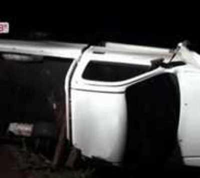 Accidente de tránsito en Itapúa