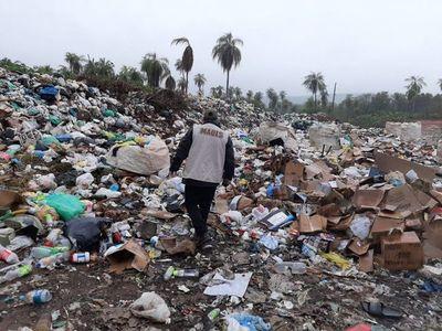 Mades intervino vertedero municipal por mal manejo de residuos