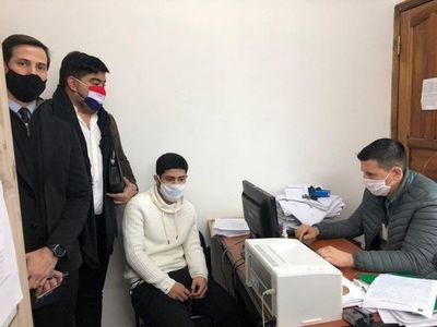 Sergio Díaz y Mathías Villasanti se disculpan por violar cuarentena