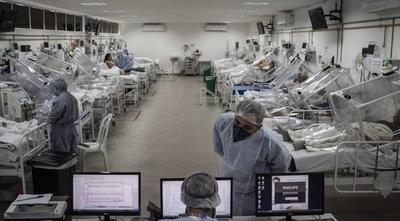 HOY / Brasil es ya el tercer país con más muertes por COVID-19 tras récord diario