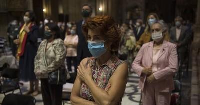 España: Un tercio de los infectados, asintomáticos