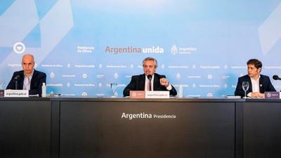 Covid-19: Argentina extiende su cuarentena por 3 semanas más