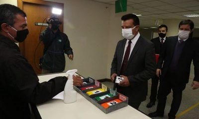 Romero Roa presenta recurso de inconstitucionalidad para volver al JEM