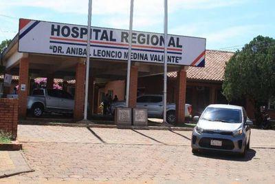 Funcionaria del Hospital Regional  dio positivo  a coronavirus