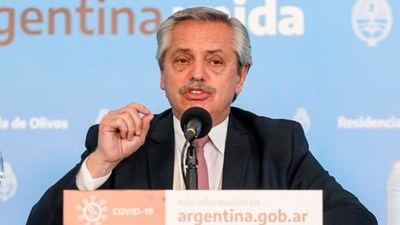 Argentina extiende cuarentena hasta el 28 de junio