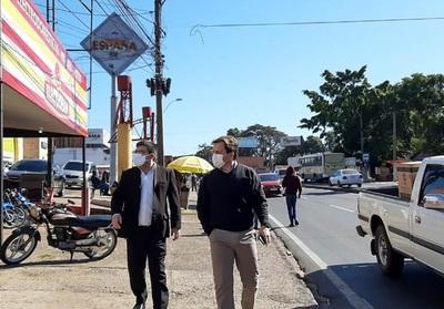 Preocupa aumento de casos de coronavirus sin nexo en Capiatá: 'Hay personas que dieron positivo, pero salen y se pasean por el barrio'
