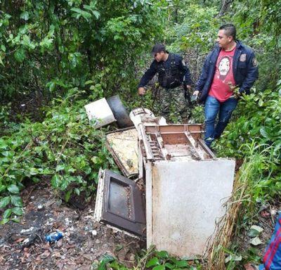 Concepción: Hallan cuerpo del ganadero brasileño que estaba desaparecido