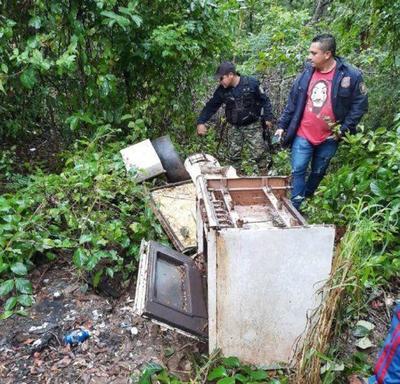 Concepción: Hallan cuerpo del ganadero brasileño que estaba desaparecido – Prensa 5