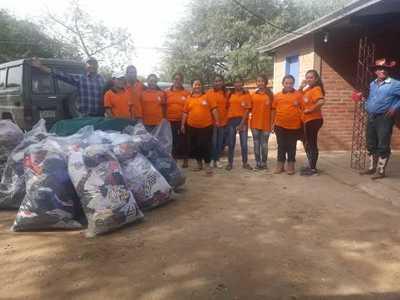 """Presidente Hayes: Proyecto social """"Manos Solidarias"""" brinda ayuda a personas más necesitadas"""