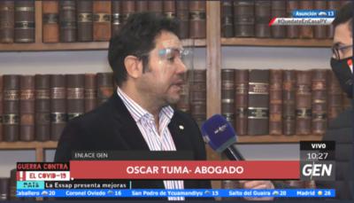 HOY / Oscar Tuma, da detalles de su apartamiento del caso Juliette