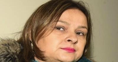 Juez decretó arresto domiciliario de esposa de Díaz Verón