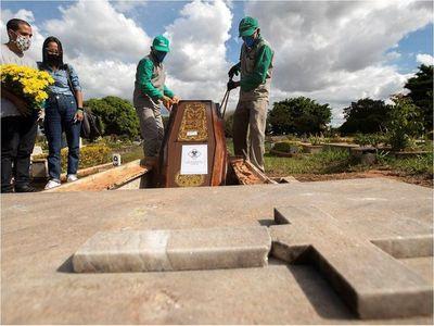 Brasil registra más de 1.000 muertes por Covid-19 por cuarto día seguido