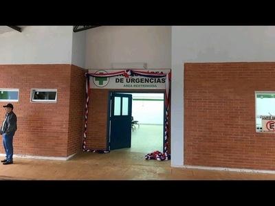 PACIENTE AGREDE A PUÑOS A MÉDICO EN PLENO HOSPITAL DE CNEL. BOGADO