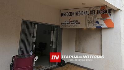 MÁS DE 100 DENUNCIAS POR DESPIDOS INJUSTIFICADOS EN ITAPÚA