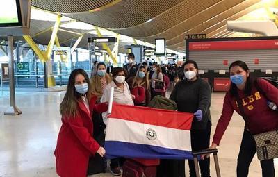 Más de 3.200 connacionales esperan volver a Paraguay