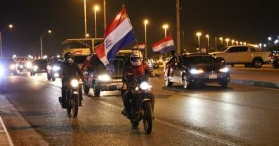 Manifestantes contra la corrupción podrían ser imputados