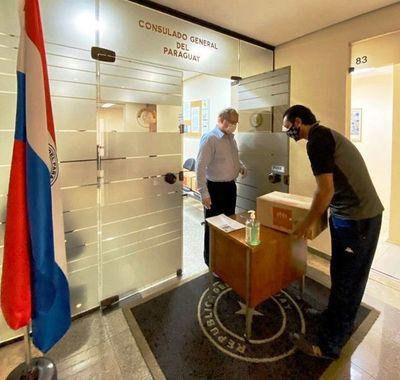 Cierran sede de consulado paraguayo en San Pablo por casos de coronavirus
