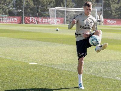 Real Madrid ya piensa en el Eibar