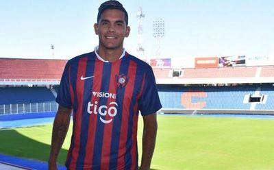 """""""Estoy pensando volver a Colombia, ningún equipo de Paraguay me llamó"""""""