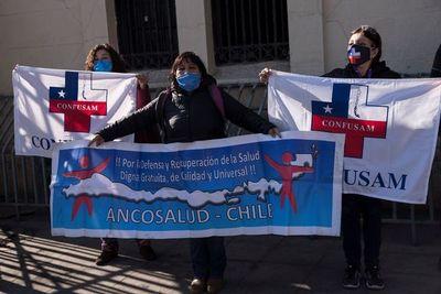 Chile vuelve a batir récord de decesos por COVID-19 con 93 muertes en un día